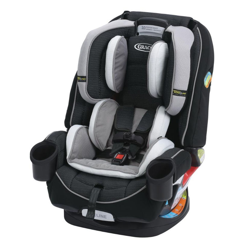 Graco 4Ever All In 1 Convertible Car Seat Tone For 9798 Toys R Us